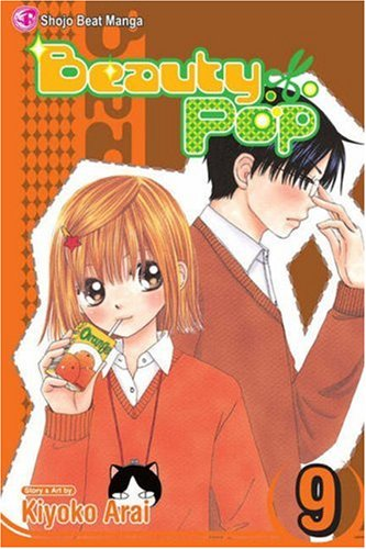 Beauty Pop Book 9 cover