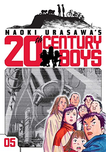20th Century Boys Book 5 cover
