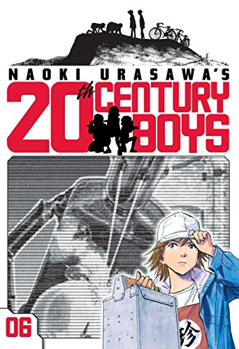 20th Century Boys Book 6 cover