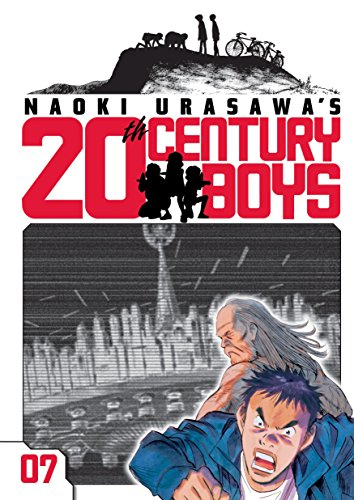 20th Century Boys Book 7 cover