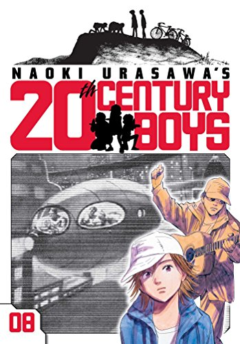 20th Century Boys Book 8 cover