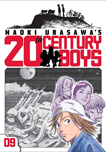 20th Century Boys Book 9 cover