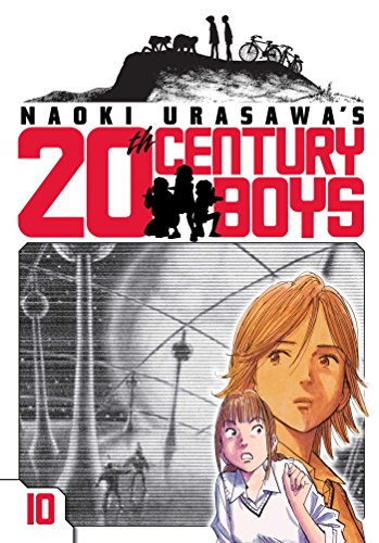 20th Century Boys Book 10 cover