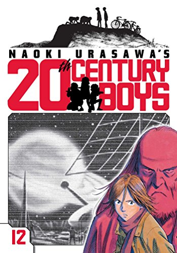20th Century Boys Book 12 cover