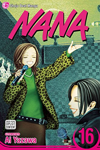 Nana Book 16 cover