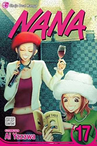 Nana Book 17 cover