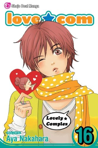 Love*Com Book 16 cover