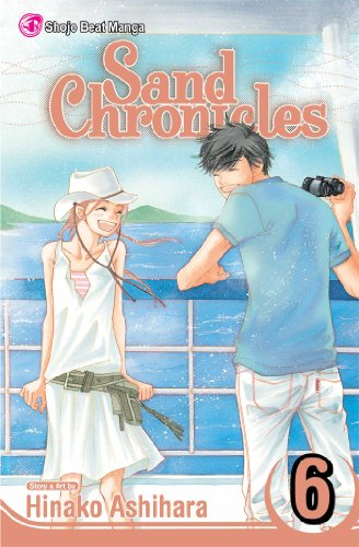 Sand Chronicles Book 6 cover