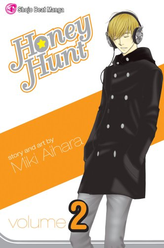 Honey Hunt Book 2 cover