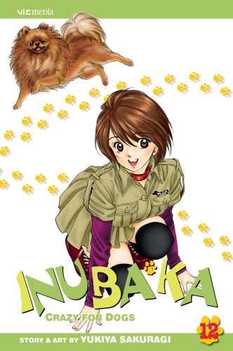 Inubaka: Crazy for Dogs Book 12 cover
