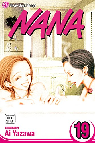 Nana Book 19 cover
