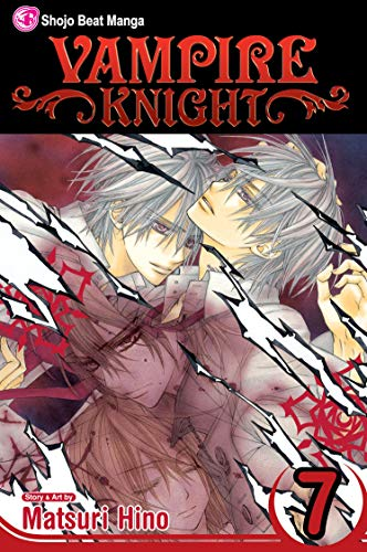 Vampire Knight Book 7 cover