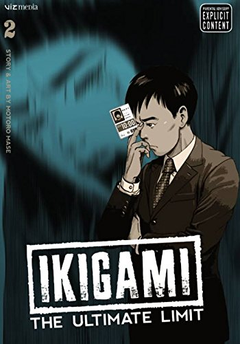 Ikigami: The Ultimate Limit Book 2 cover