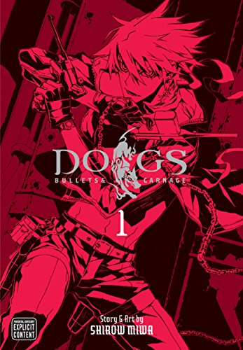 Dogs: Bullets & Carnage Book 1 cover