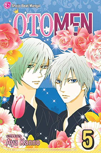 Otomen Book 5 cover