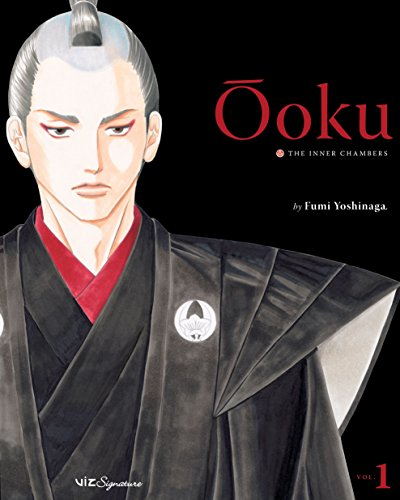 Ooku: The Inner Chambers Book 1 cover