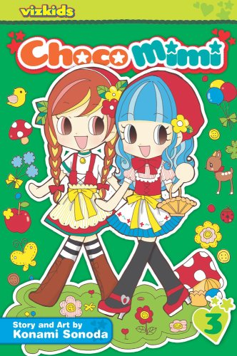 Choco Mimi Book 3 cover