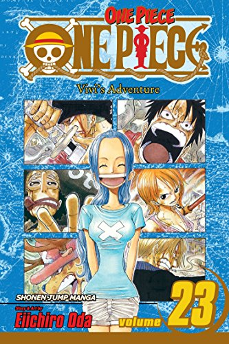 One Piece Book 23 cover