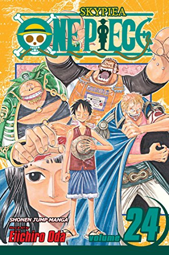 One Piece Book 24 cover