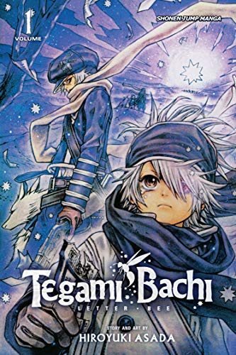 Tegami Bachi: Letter Bee Book 1 cover