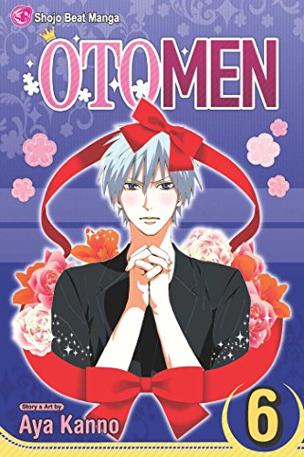 Otomen Book 6 cover