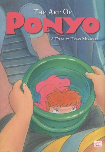 The Art of Ponyo (Ponyo on the Cliff By the Sea)