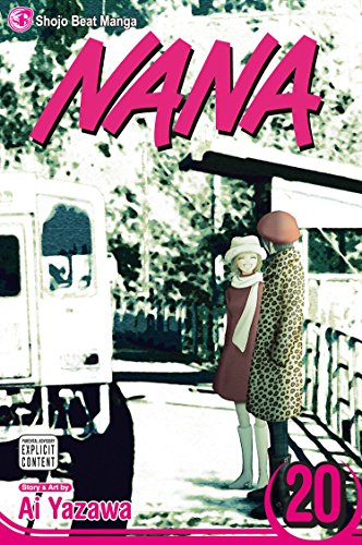Nana Book 20 cover