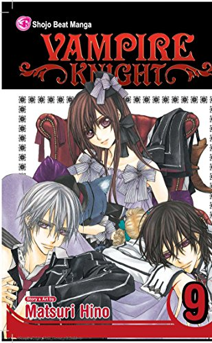 Vampire Knight Book 9 cover