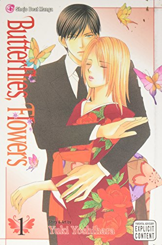 Butterflies, Flowers Book 1 cover
