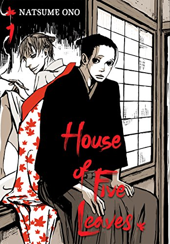 House of Five Leaves cover