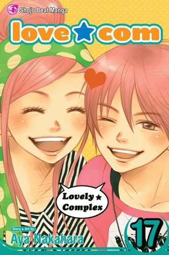 Love*Com Book 17 cover