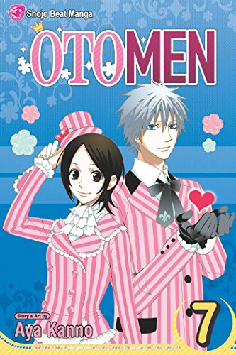Otomen Book 7 cover
