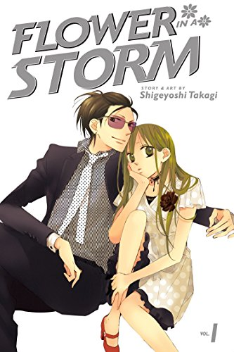 Flower in a Storm Book 1 cover