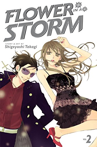 Flower in a Storm Book 2 cover