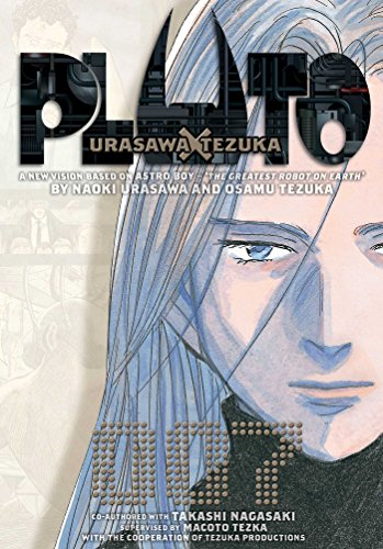 Pluto Book 7 cover