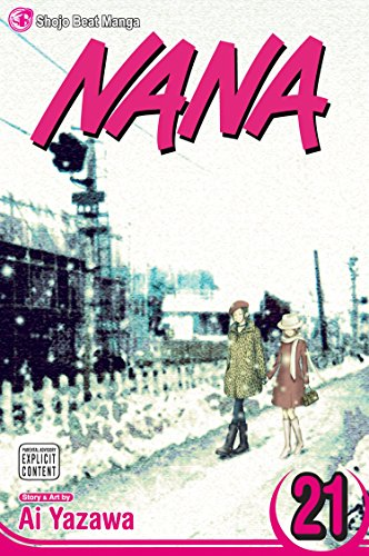 Nana Book 21 cover
