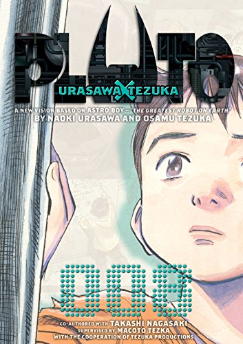 Pluto Book 8 cover