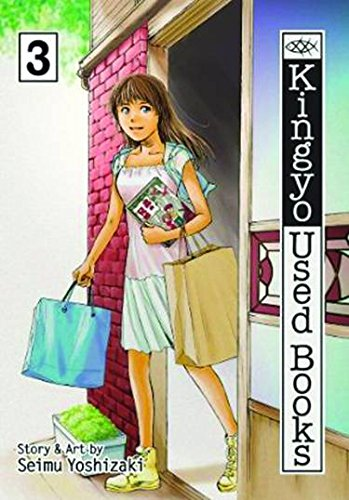 Kingyo Used Books Book 3 cover