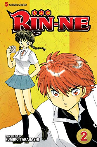 Rin-Ne Book 2 cover