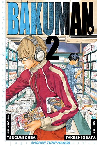 Bakuman Book 2 cover