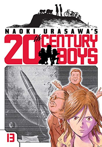 20th Century Boys Book 13 cover