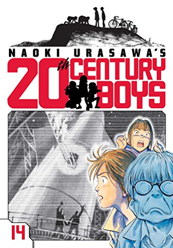 20th Century Boys Book 14 cover