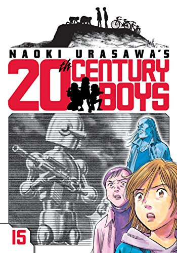 20th Century Boys Book 15 cover