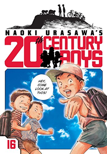 20th Century Boys Book 16 cover