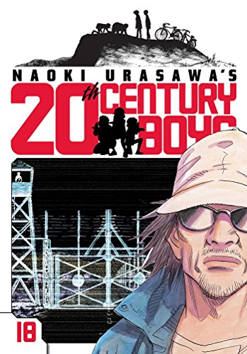 20th Century Boys Book 18 cover