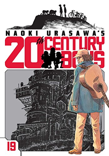 20th Century Boys Book 19 cover