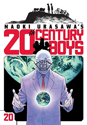 20th Century Boys Book 20 cover