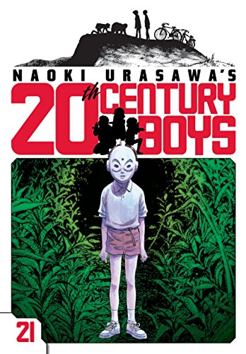 20th Century Boys Book 21 cover