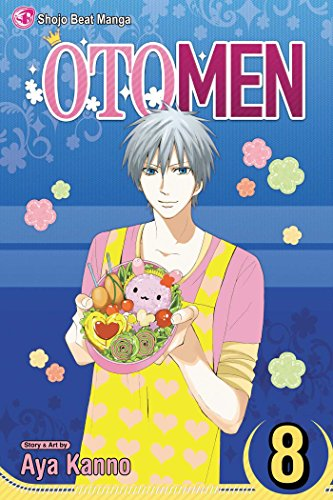 Otomen Book 8 cover