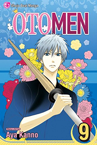 Otomen Book 9 cover